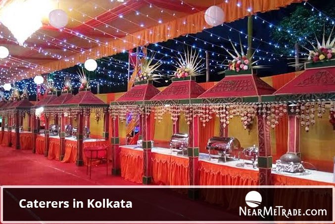 Caterers in Kolkata