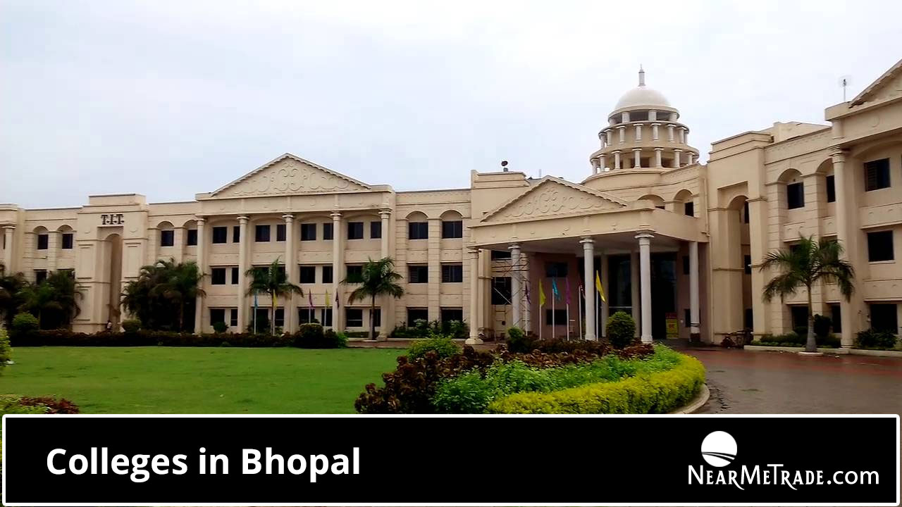 Colleges in Bhopal