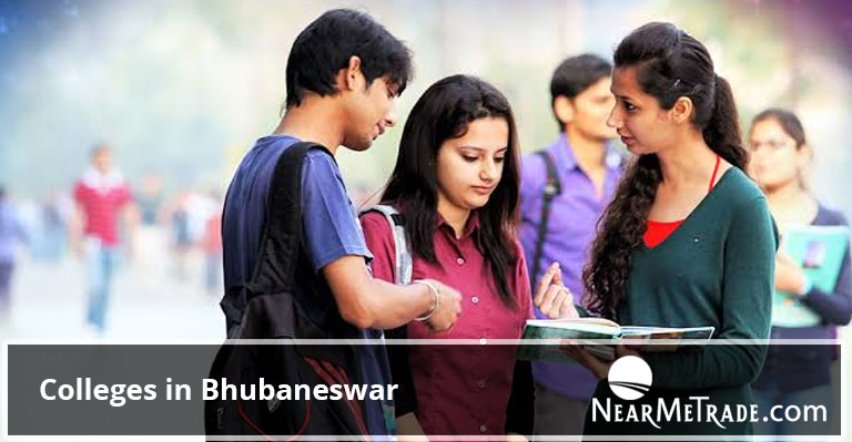 Colleges in Bhubaneswar