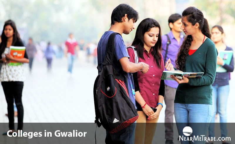 Colleges in Gwalior