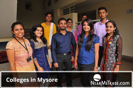 Colleges in Mysore