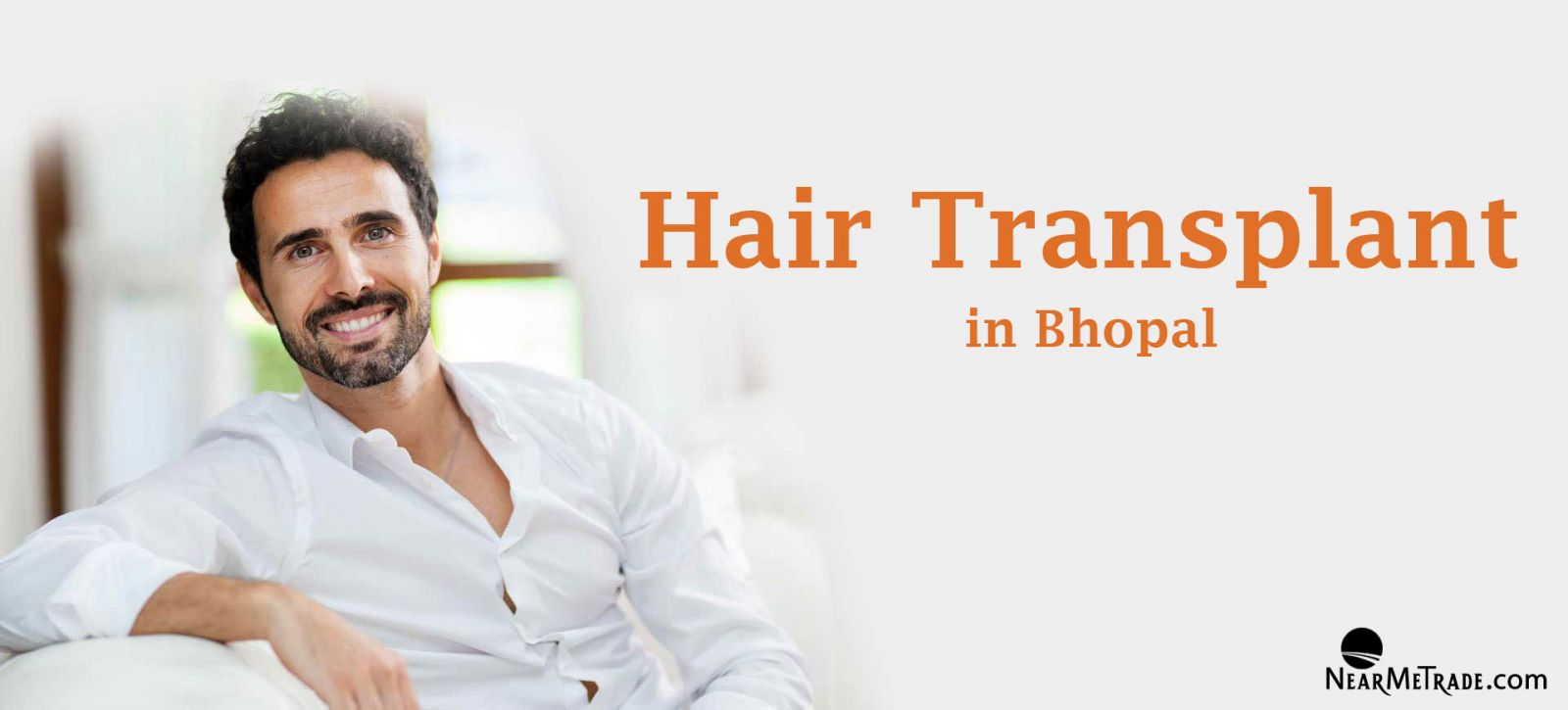 Hair Transplant in Bhopal