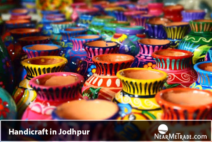 Handicraft in Jodhpur