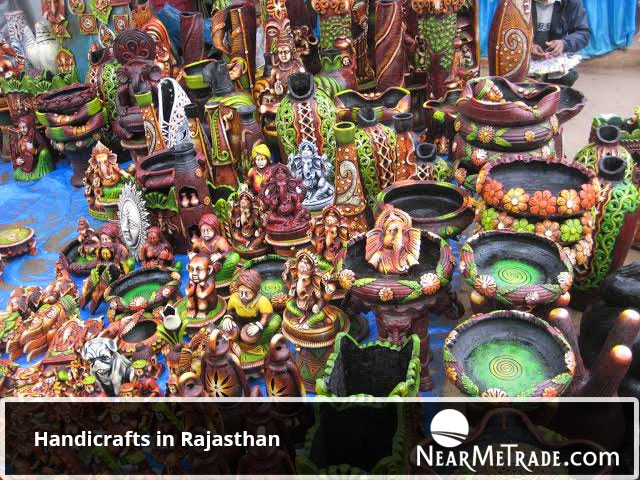 Handicrafts in Rajasthan