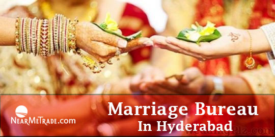 Marriage Bureau in Hyderabad
