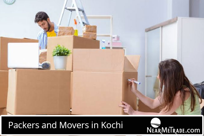 Packers and Movers in Kochi