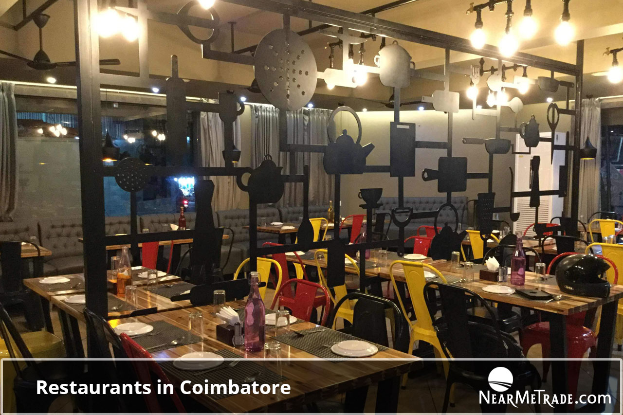 Restaurants in Coimbatore