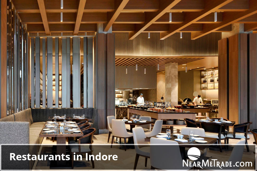 Restaurants in Indore