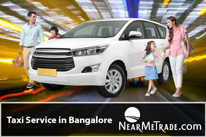 Taxi Service in Bangalore