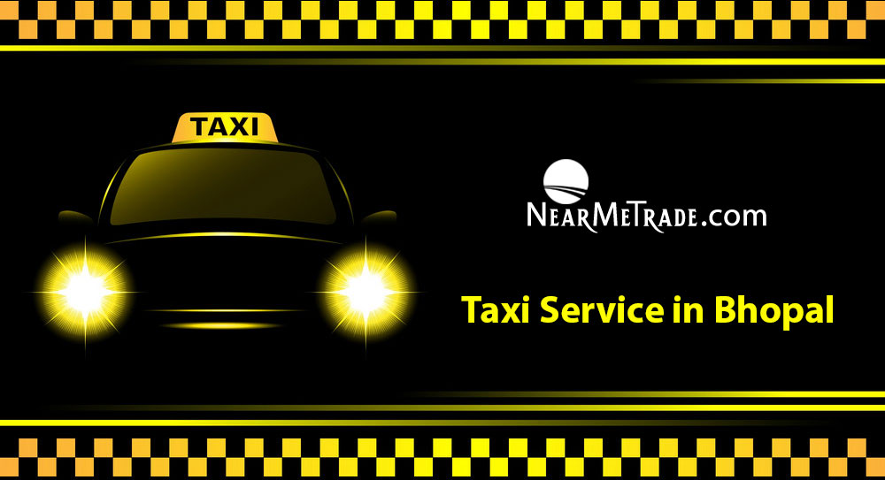 Taxi Service in Bhopal