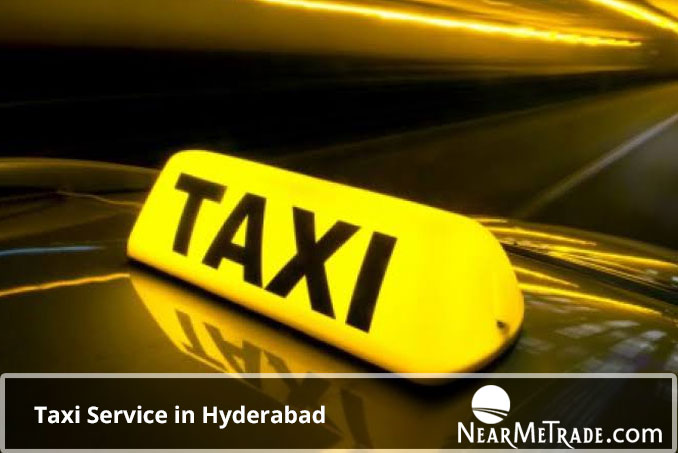 Taxi Service in Hyderabad