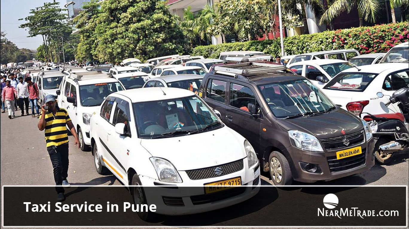 Taxi Services in Pune