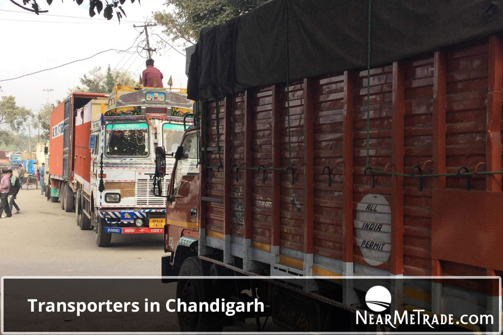 Transporters in Chandigarh