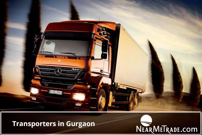 Transporters in Gurgaon