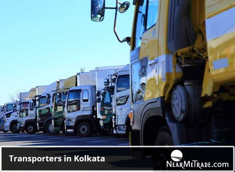 Transporters in Kolkata