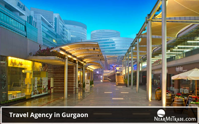 Travel Agency in Gurgaon