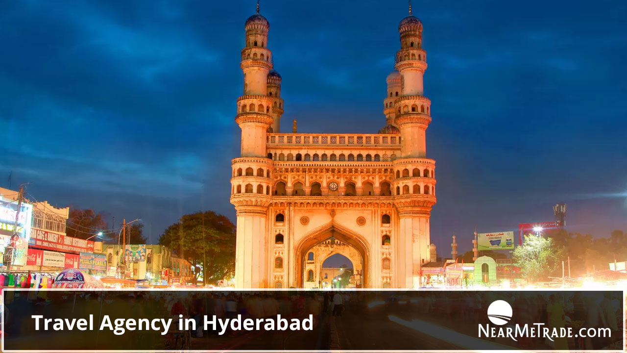 Travel Agency in Hyderabad