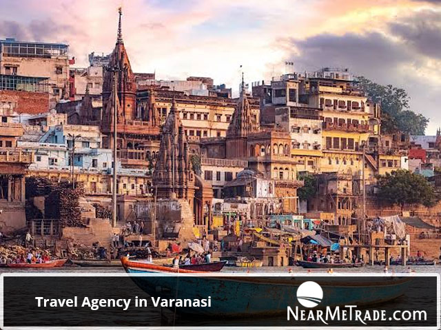 Travel Agency in Varanasi