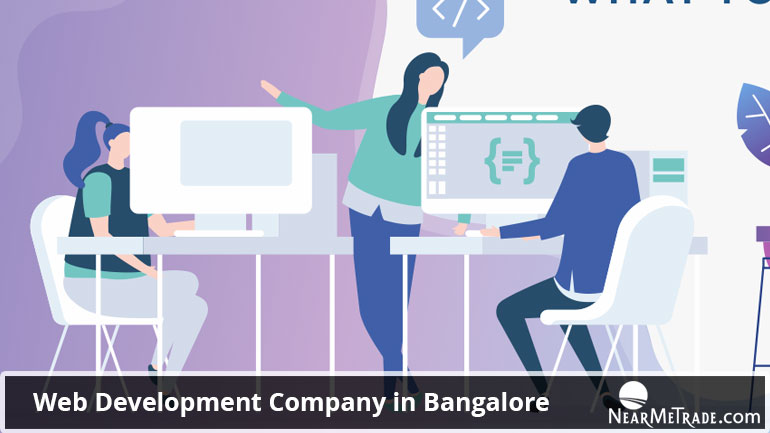 Web Development Company in Bangalore
