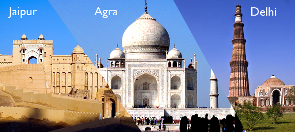 7 Days Golden Triangle Tour of Delhi, Agra & Jaipur