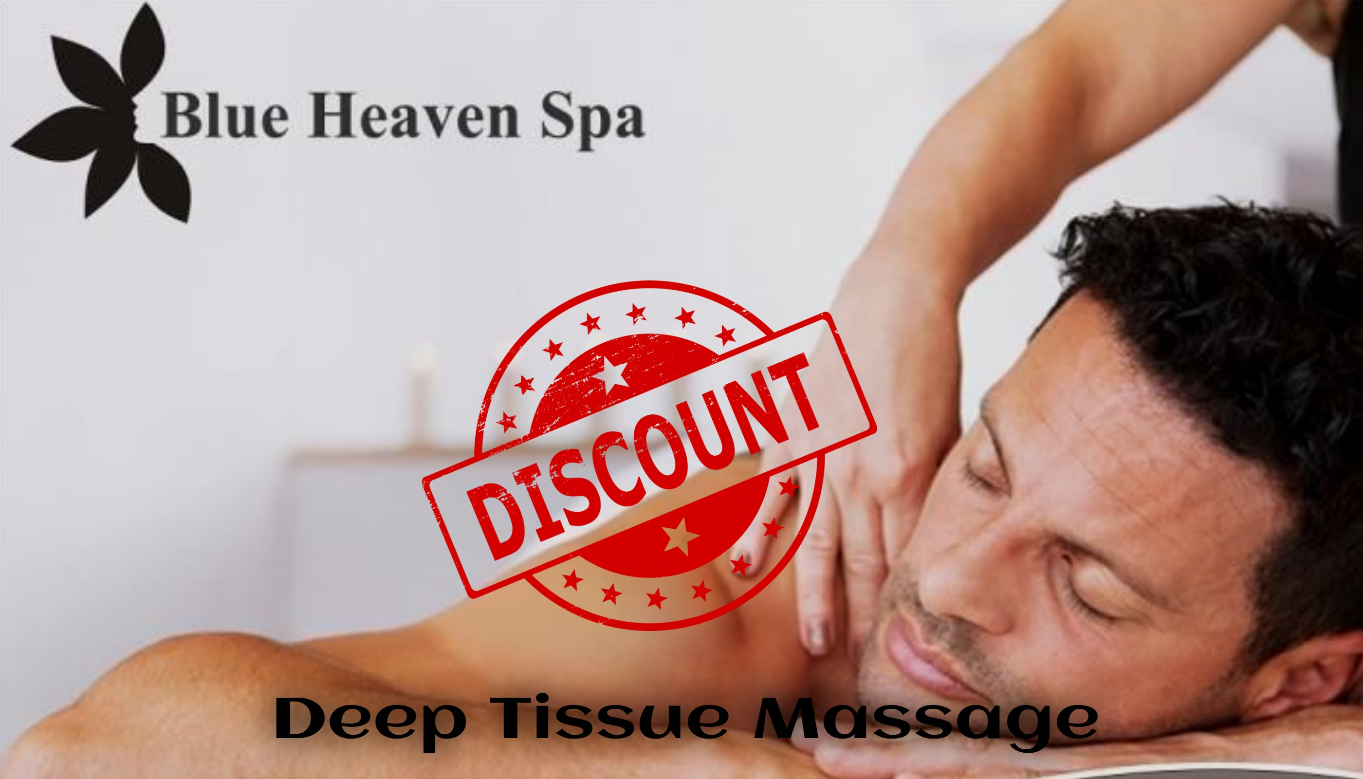 Deep Tissue Massage (Full Body Massage)