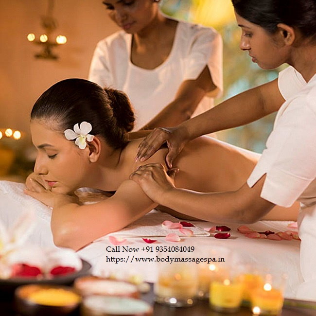 Full Body to Body Massage Therapy in Saket Delhi | Spa Center in Saket Delhi