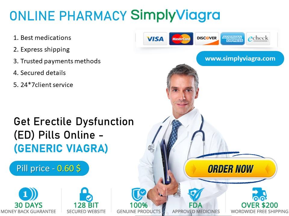Online Generic Viagra for treating Erectile Dysfunction