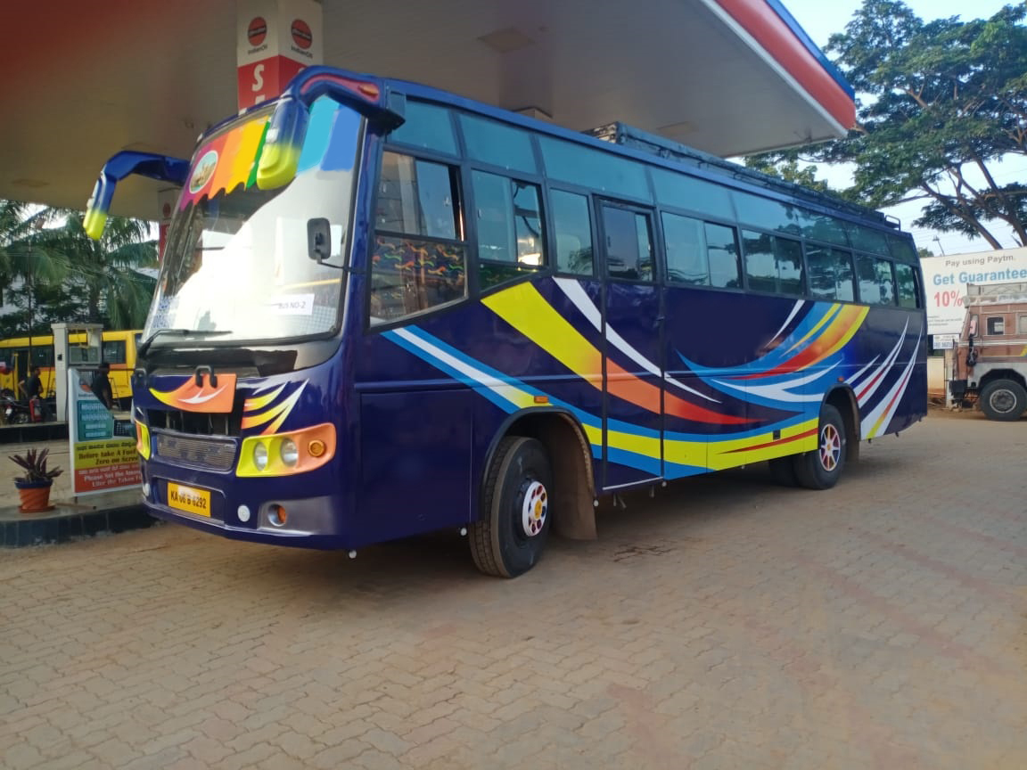 Luxury Bus Rental in Gadag