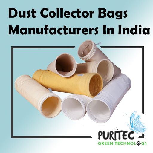 Dust collector bags manufacturers in India | Dust collector bags manufacturers | Puritec