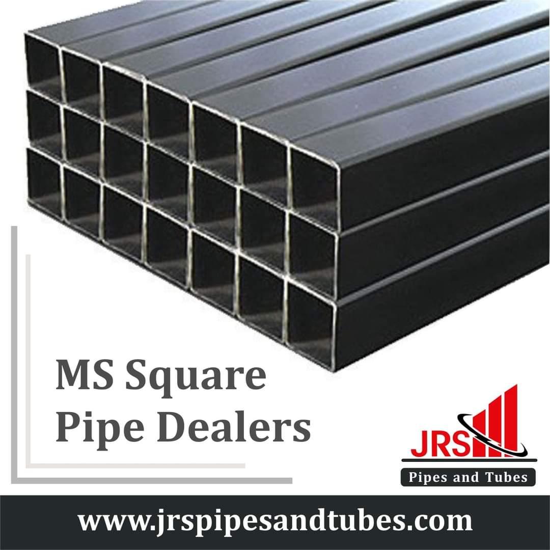 MS Square Pipe