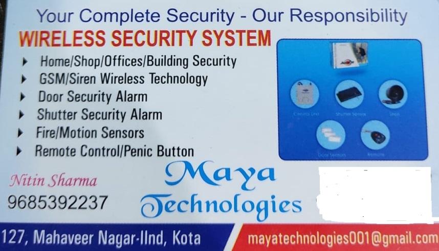 Autoeye Wireless Gsm Security Alarm System