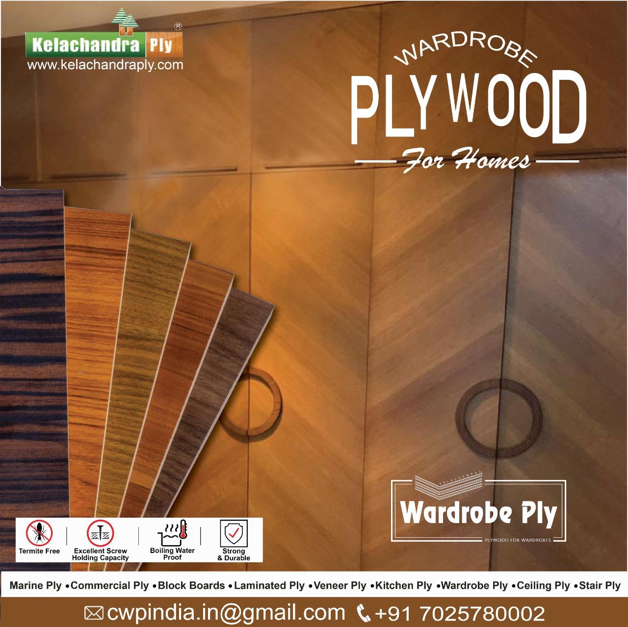 Wardrobe Ply