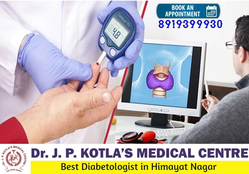 Best Diabetologist in Himayat Nagar | Diabetes Center in Hyderabad