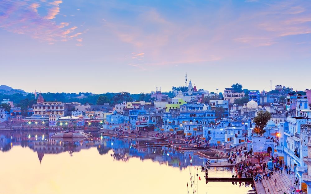 14 days tour of Golden triangle & Rajasthan with 3 star hotels
