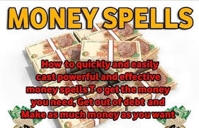 Do you need a financial help CALL ON +27630716312 Money spells to bring money & success