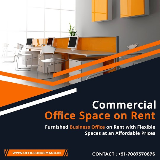 Coworking Space For Rent in Mohali