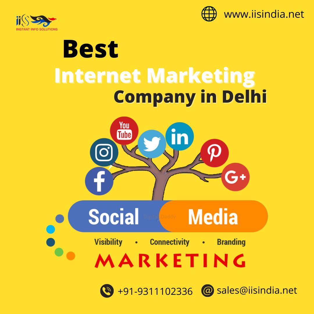 Top social media marketing agency in Delhi NCR