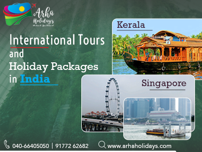 International tours and holiday packages in India - Arha Holidays