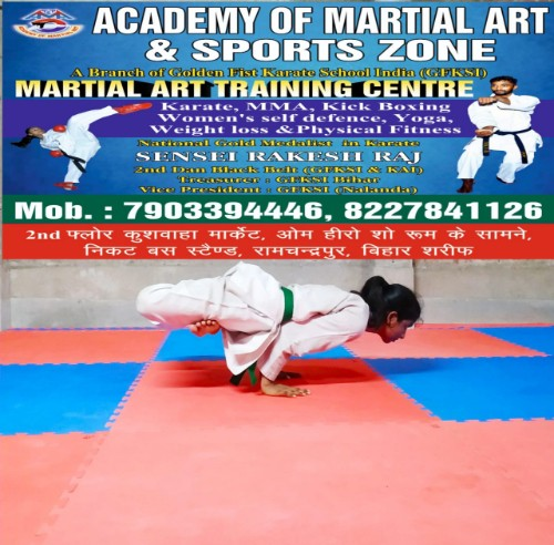 Academy Of Martial Art & Sports Zone