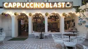 Cappuccino Blast