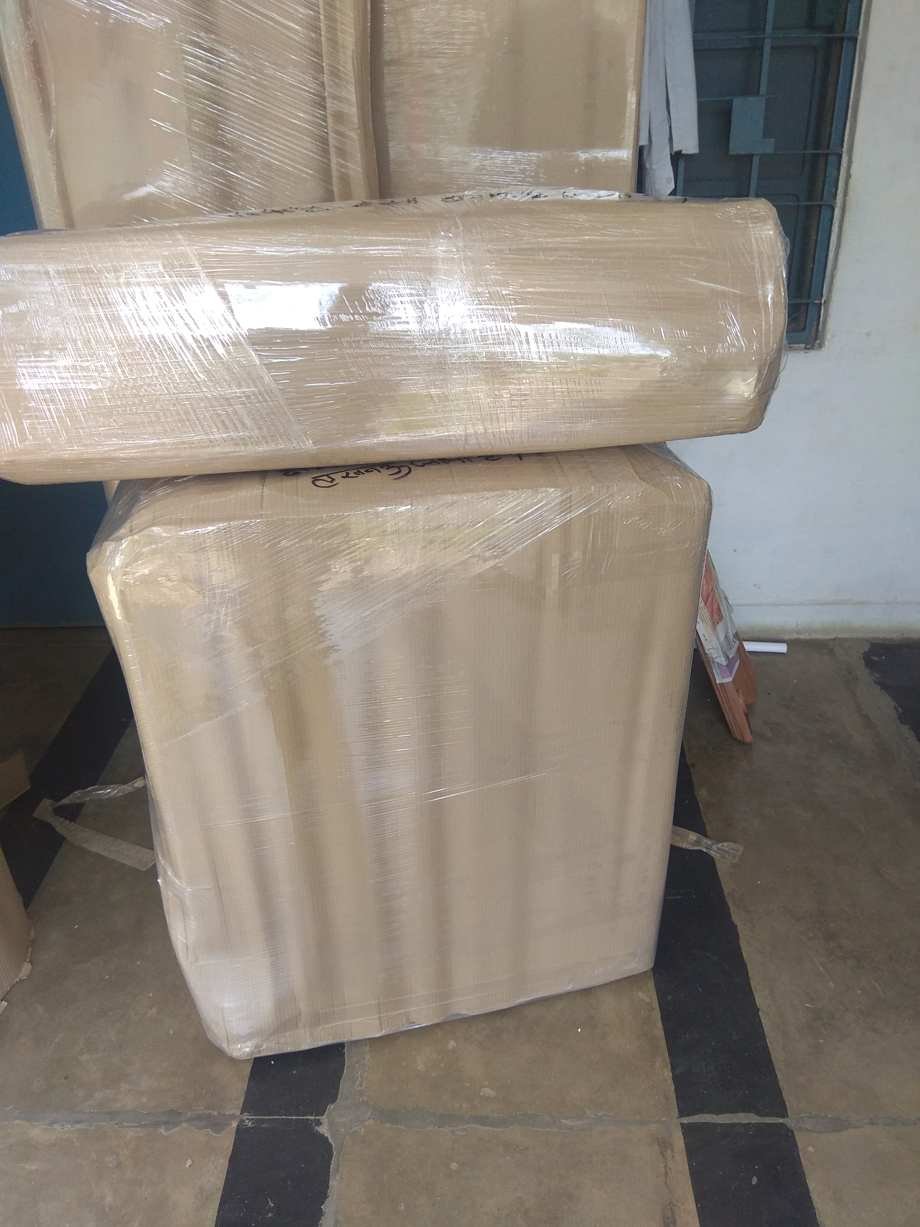 Sheetal transport packers movers