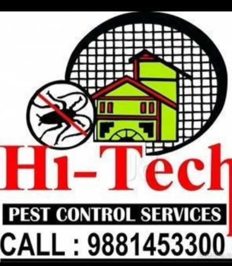 Hi-Tech Pest Control & Sanitization Services