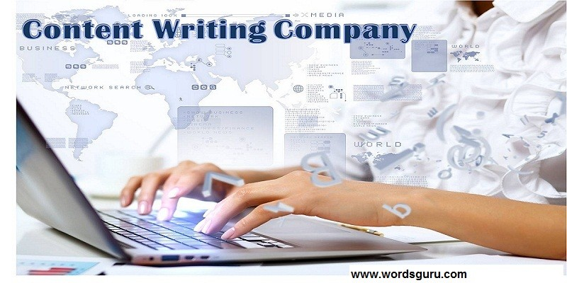 Words Guru - Best Content Writing Agency in India