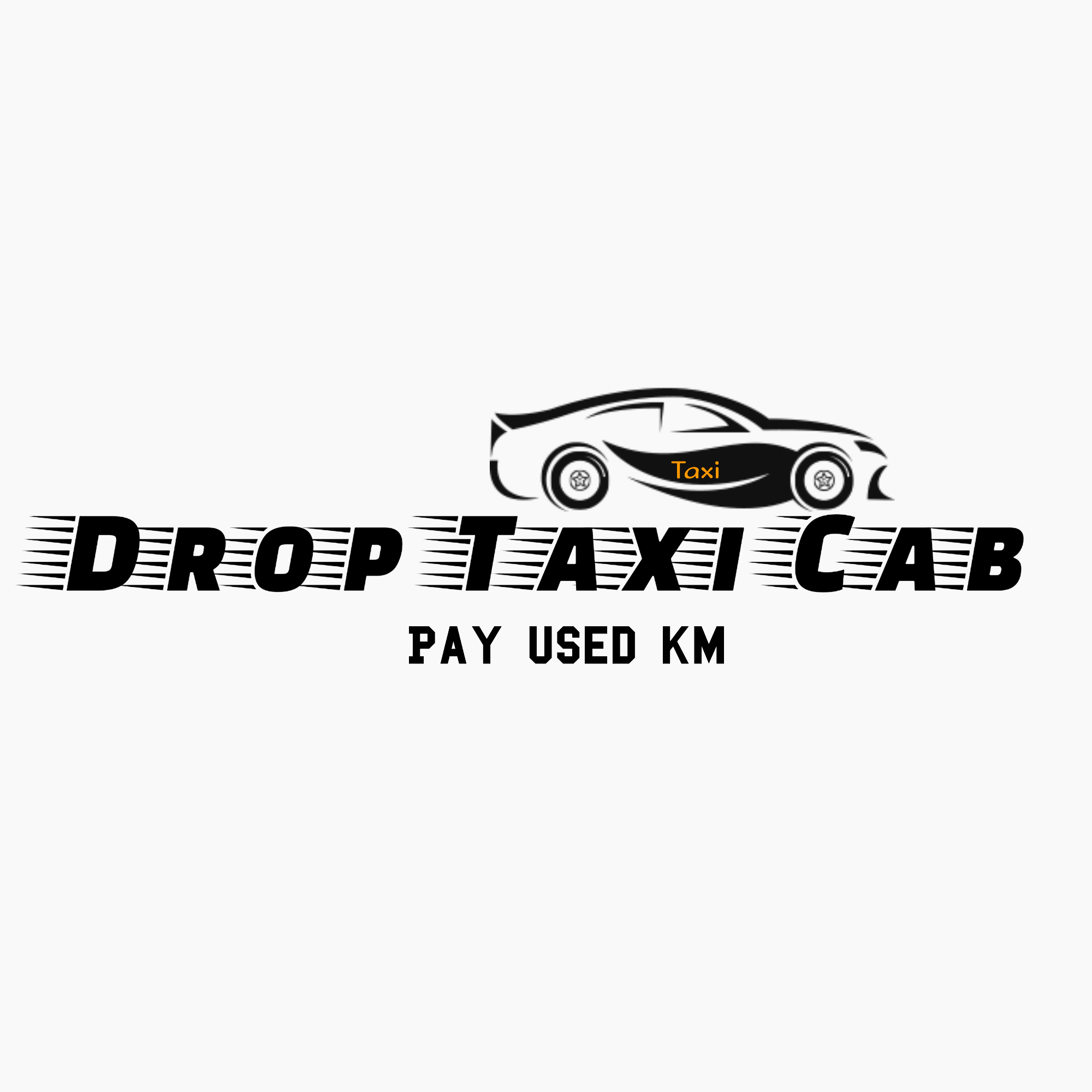Drop Taxi Cab