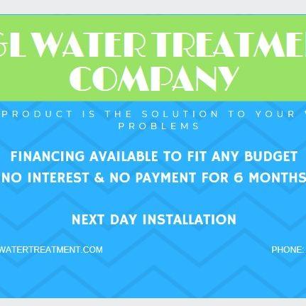D & L Water Treatment, LLC