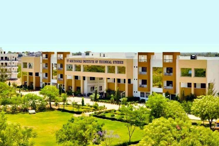 Geetanjali Institute Of Technical Studies(gits)