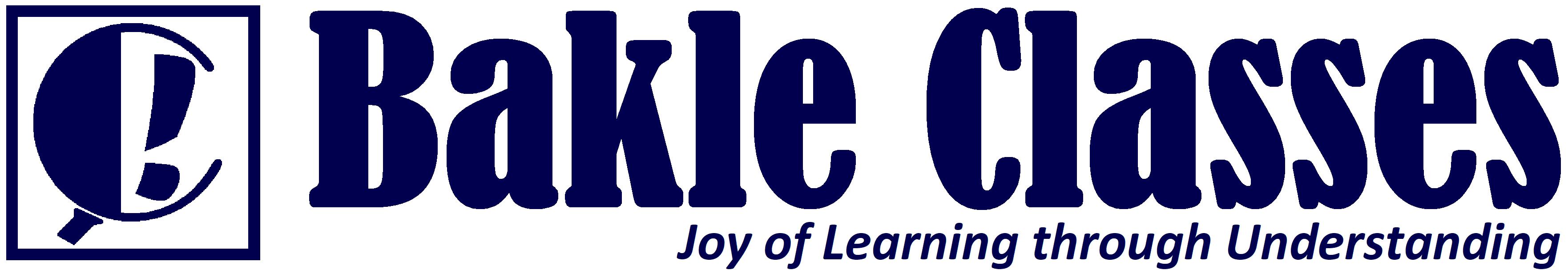Bakle Classes