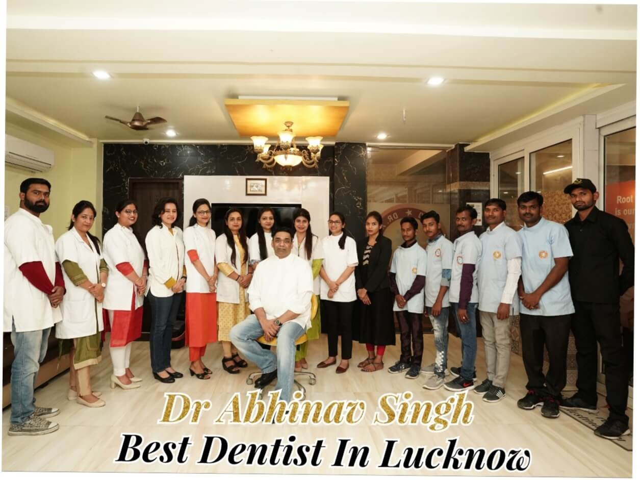 Dr Abhinav Singh
