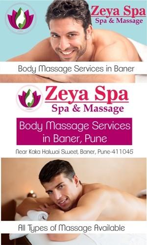 Female to Male Body Massage in Baner | Body Massage Center in Baner