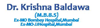 Dr. Krishna Baldawa